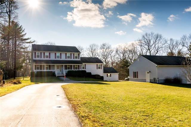 98 Robin Hollow Road, West Greenwich, RI 02817 (MLS #1243044) :: Spectrum Real Estate Consultants