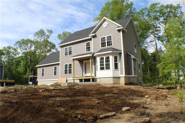 131 Pike Avenue, Attleboro, MA 02703 (MLS #1248864) :: The Mercurio Group Real Estate