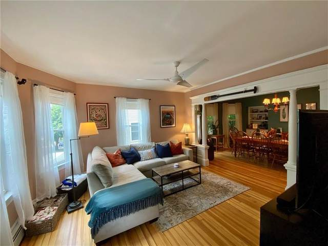98 Evergreen Street #1, East Side of Providence, RI 02906 (MLS #1259890) :: Anytime Realty