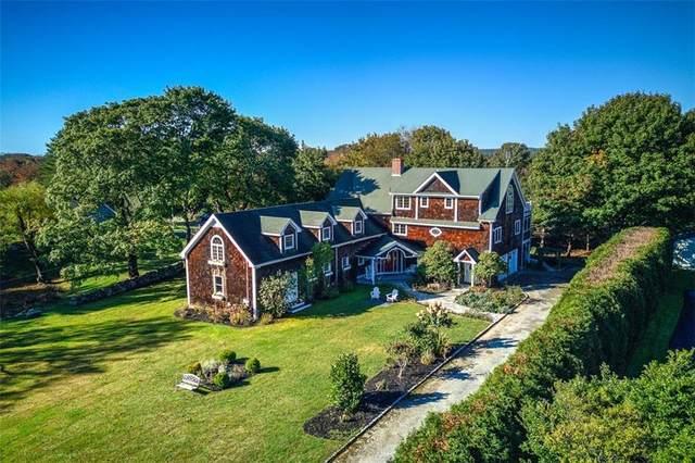 211 Sunnybrook Farm Road, Narragansett, RI 02882 (MLS #1263376) :: Edge Realty RI