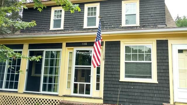 188 Newman Avenue, Seekonk, MA 02771 (MLS #1289326) :: Century21 Platinum