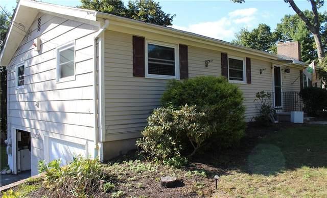 85 Shady Hill Drive, West Warwick, RI 02893 (MLS #1294668) :: Nicholas Taylor Real Estate Group