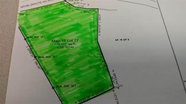 0 Taunton Avenue, Seekonk, MA 02771 (MLS #1248479) :: Welchman Real Estate Group