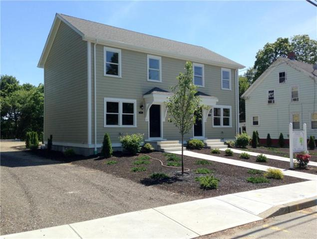 36 King St, Unit#4 #4, Warwick, RI 02886 (MLS #1170906) :: The Martone Group