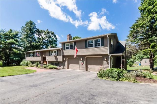 566 Weaver Hill Rd, West Greenwich, RI 02817 (MLS #1198139) :: Westcott Properties