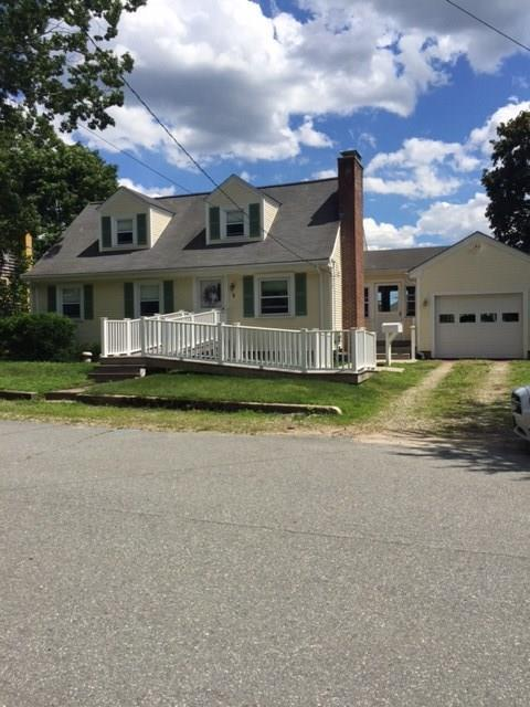 9 Woodland Av, Coventry, RI 02816 (MLS #1165719) :: Westcott Properties