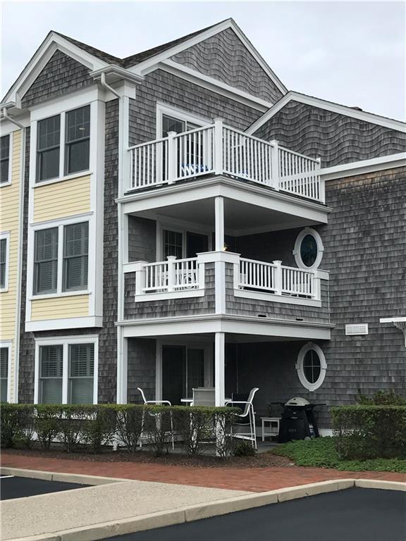 20 Narragansett Av, Unit#411 #411, Narragansett, RI 02882 (MLS #1172577) :: Westcott Properties