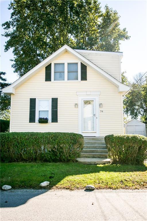 76 Garfield St, Newport, RI 02840 (MLS #1176022) :: Anytime Realty