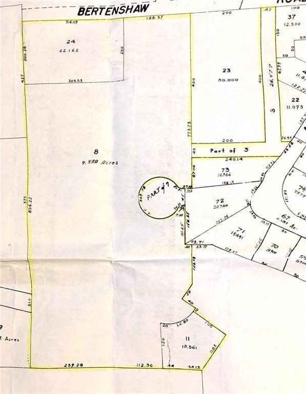 0 Bertenshaw/Miles Rd, Woonsocket, RI 02895 (MLS #1176841) :: Welchman Real Estate Group   Keller Williams Luxury International Division
