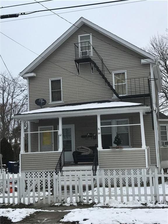 62 - 64 Bedlow Av, Newport, RI 02840 (MLS #1180974) :: Westcott Properties