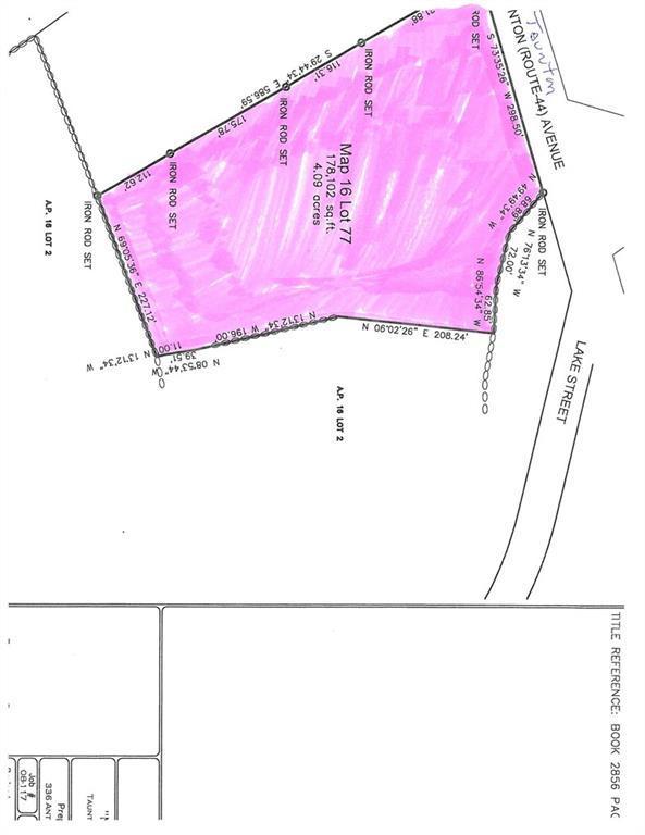0 Taunton Av, Seekonk, MA 02771 (MLS #1184349) :: Westcott Properties
