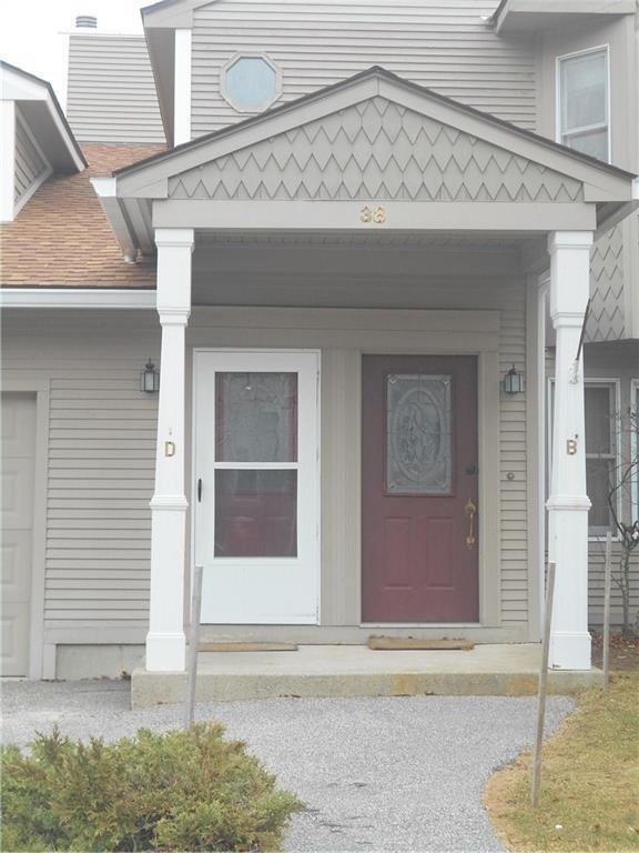 38 Stone Trl, Unit#D D, North Providence, RI 02904 (MLS #1184494) :: Westcott Properties