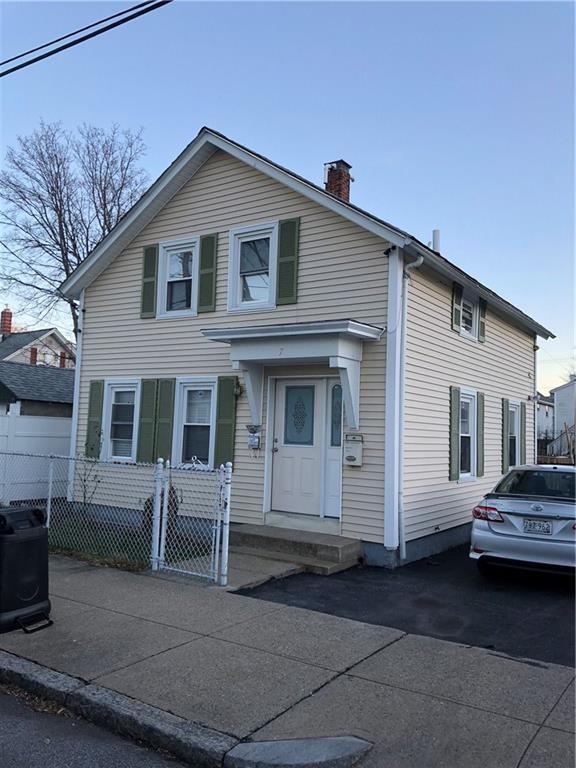 7 Jeffers St, Pawtucket, RI 02860 (MLS #1187178) :: Westcott Properties