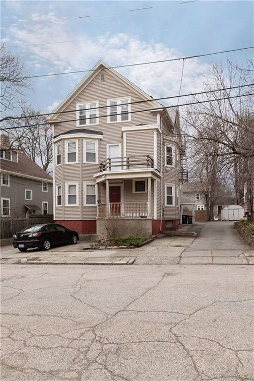 214 Pleasant St, East Side Of Prov, RI 02906 (MLS #1188153) :: Albert Realtors