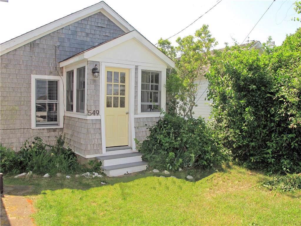549 Center Rd, Block Island, RI 02807 (MLS #1188374) :: Albert Realtors