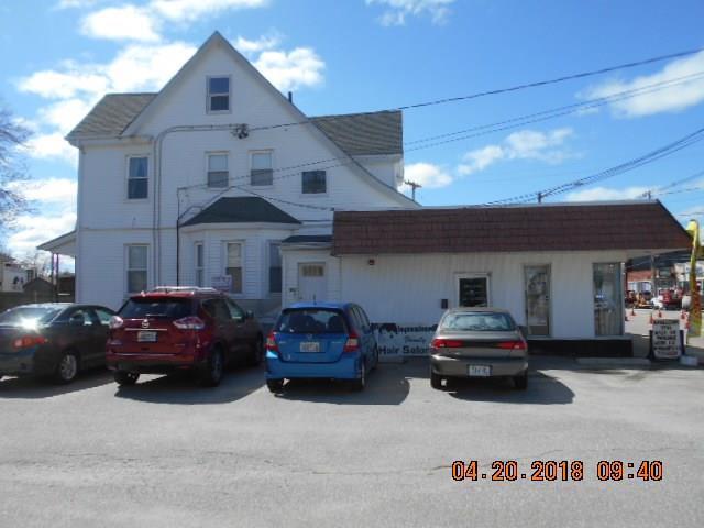 863 Newport Av, Pawtucket, RI 02861 (MLS #1188580) :: Westcott Properties