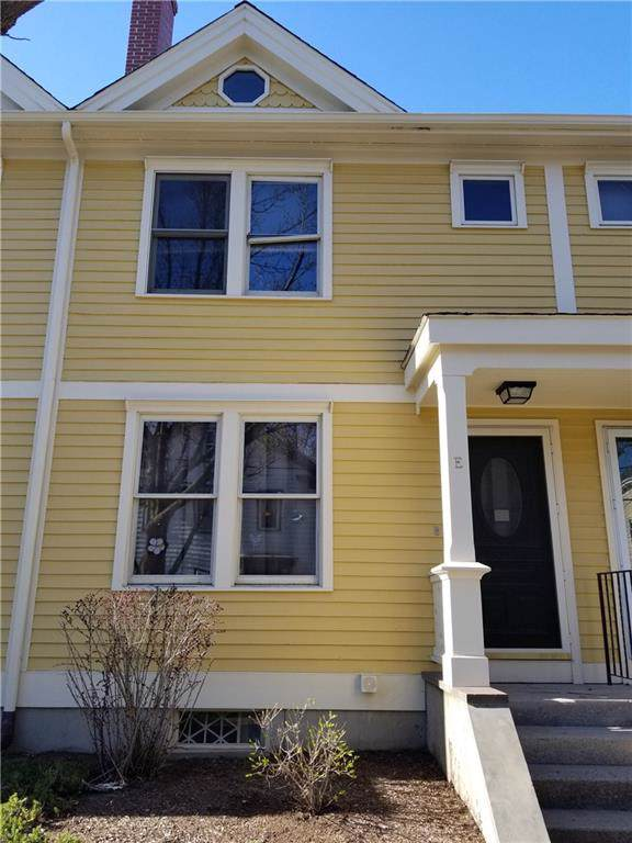 75 Willow St, Unit#75-E 75-E, Providence, RI 02909 (MLS #1188677) :: Westcott Properties