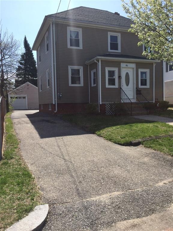196 Grace St, Cranston, RI 02910 (MLS #1190717) :: The Martone Group