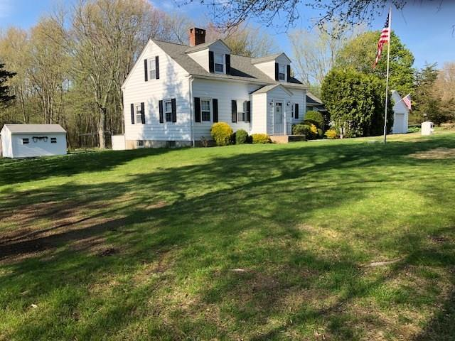 177 Central Pike, Scituate, RI 02857 (MLS #1191152) :: Welchman Real Estate Group   Keller Williams Luxury International Division