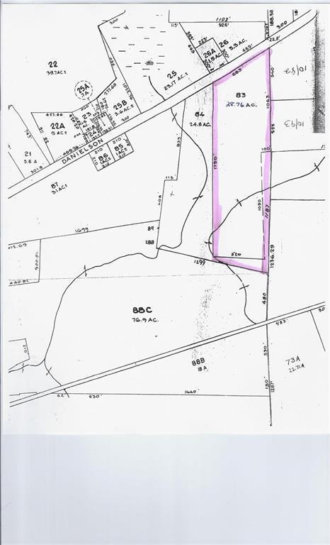 181 - POLE DANIELSON PIKE, Foster, RI 02825 (MLS #1192024) :: Welchman Real Estate Group | Keller Williams Luxury International Division