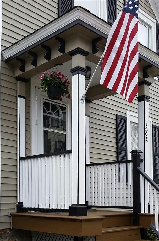 38 Gould St, Newport, RI 02840 (MLS #1193722) :: Westcott Properties