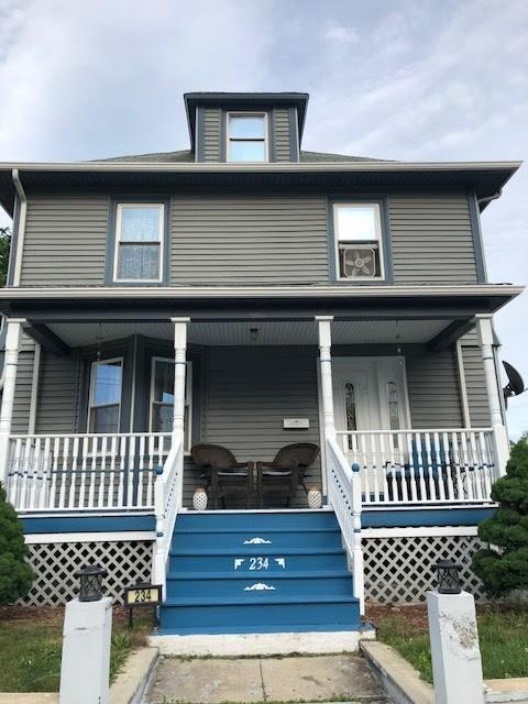 234 Orchard St, Cranston, RI 02910 (MLS #1194568) :: The Martone Group