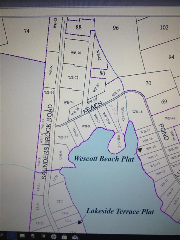 0 Saunders Brook Rd, Glocester, RI 02859 (MLS #1195466) :: The Goss Team at RE/MAX Properties
