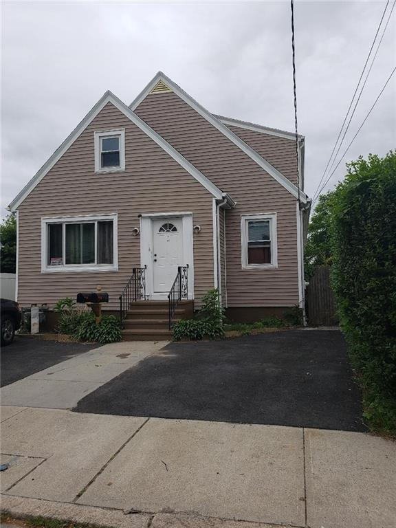 48 Maynard St, Providence, RI 02909 (MLS #1195584) :: The Martone Group