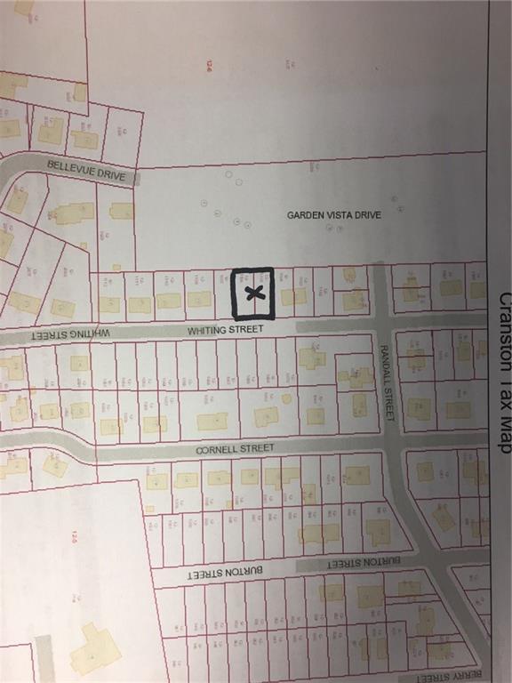 0 Whiting St, Cranston, RI 02920 (MLS #1195782) :: The Goss Team at RE/MAX Properties