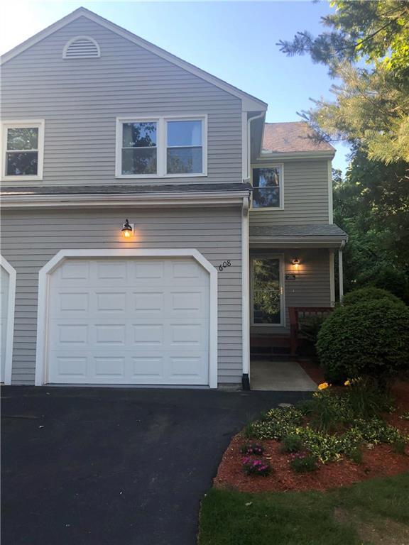 154 Bear Hill Rd, Unit#608 #608, Cumberland, RI 02864 (MLS #1195859) :: The Goss Team at RE/MAX Properties