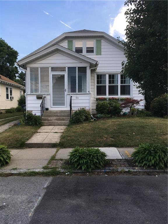 55 Holburn Av, Cranston, RI 02910 (MLS #1196979) :: Westcott Properties
