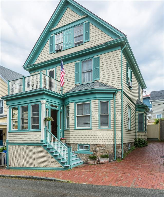 66 Prospect Hill St, Newport, RI 02840 (MLS #1197527) :: Welchman Real Estate Group | Keller Williams Luxury International Division