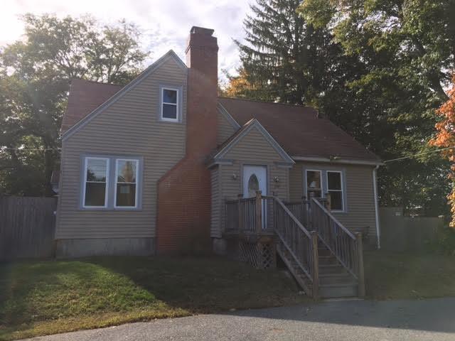 1320 Diamond Hill Rd, Cumberland, RI 02864 (MLS #1198002) :: The Martone Group