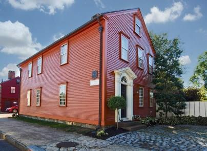 59 Bridge St, Newport, RI 02840 (MLS #1198231) :: Welchman Real Estate Group | Keller Williams Luxury International Division