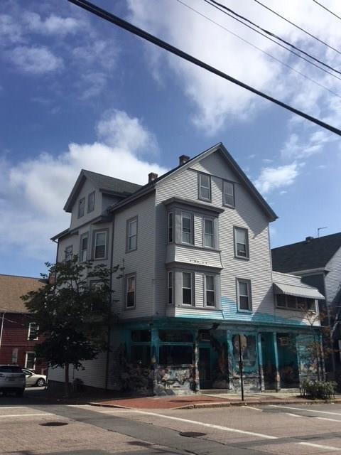 387 - 389 Wickenden St, East Side Of Prov, RI 02903 (MLS #1199187) :: The Martone Group