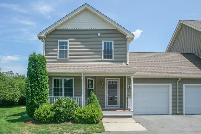 134 Jefferson Rd, Unit#2 #2, Burrillville, RI 02830 (MLS #1200778) :: Westcott Properties