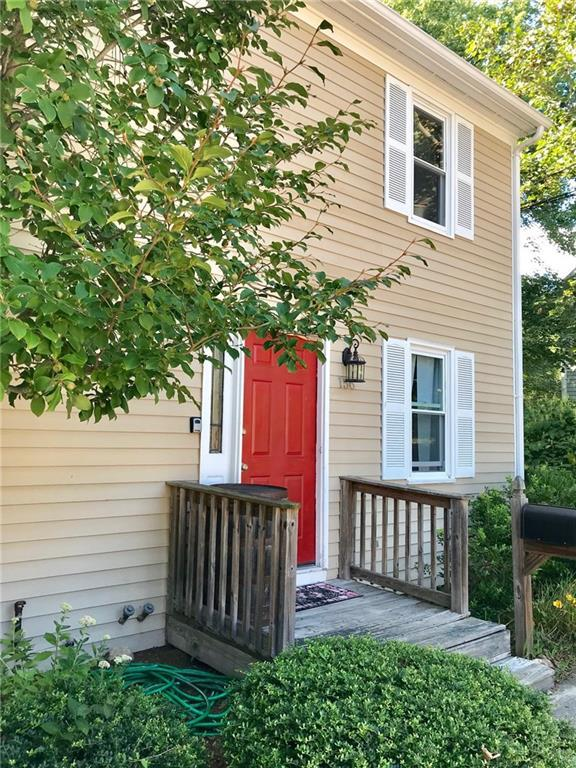 156 River St, Unit#B B, South Kingstown, RI 02879 (MLS #1202046) :: The Martone Group