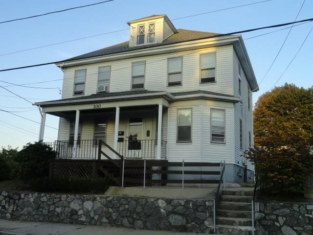 100 Greenwood St, Cranston, RI 02910 (MLS #1203460) :: The Martone Group