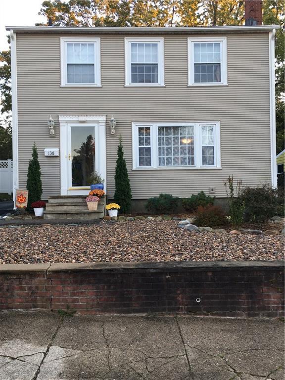 138 Lexington Av, Cranston, RI 02910 (MLS #1208123) :: Westcott Properties