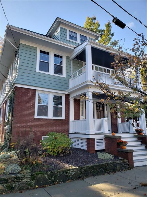 537 Angell St, Unit#3 #3, East Side Of Prov, RI 02906 (MLS #1208293) :: Welchman Real Estate Group | Keller Williams Luxury International Division