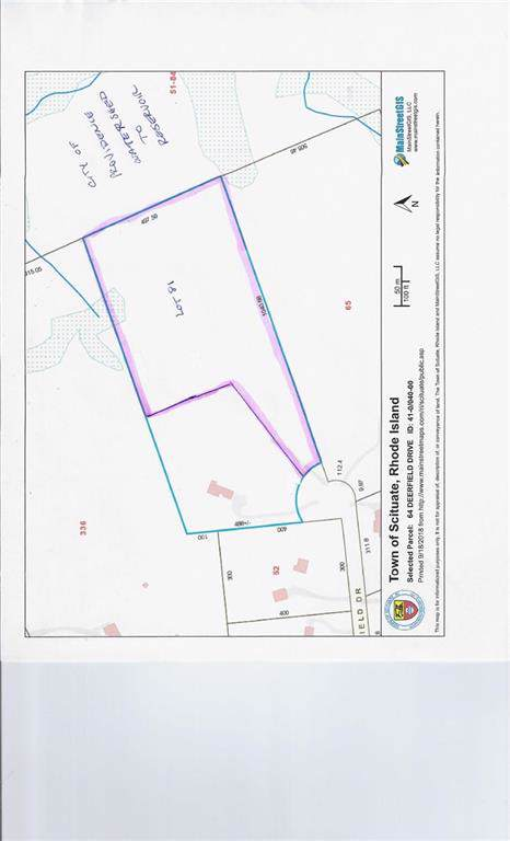 81 - LOT DEERFIELD DR, Scituate, RI 02857 (MLS #1209286) :: The Martone Group