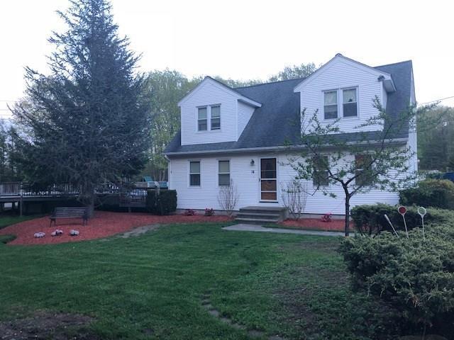 36 Old Pocasset Rd, Johnston, RI 02919 (MLS #1209499) :: The Martone Group