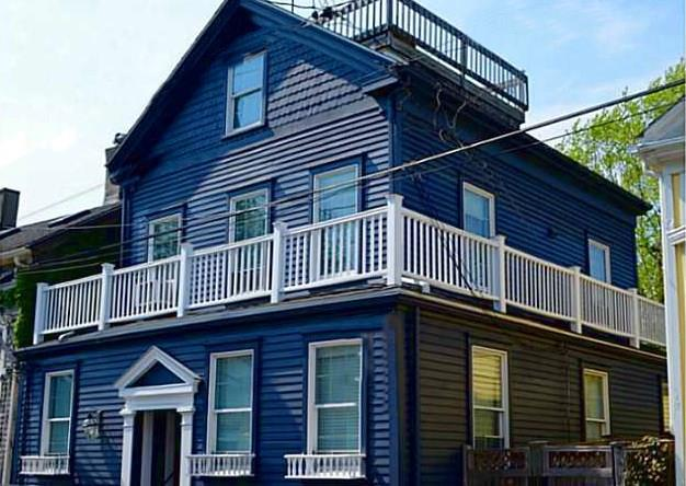 42 Pope St, Unit#2 #2, Newport, RI 02840 (MLS #1210365) :: Albert Realtors