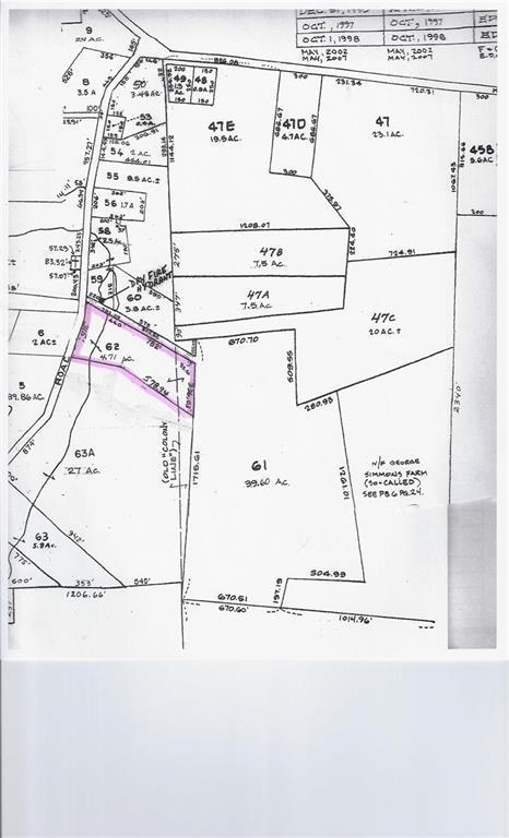 8 - POLE SHIPPEE SCHOOLHOUSE RD, Foster, RI 02825 (MLS #1212313) :: Westcott Properties