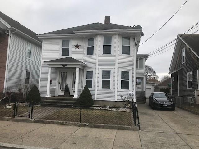 199 - 201 Norfolk Av, Pawtucket, RI 02861 (MLS #1213351) :: Westcott Properties