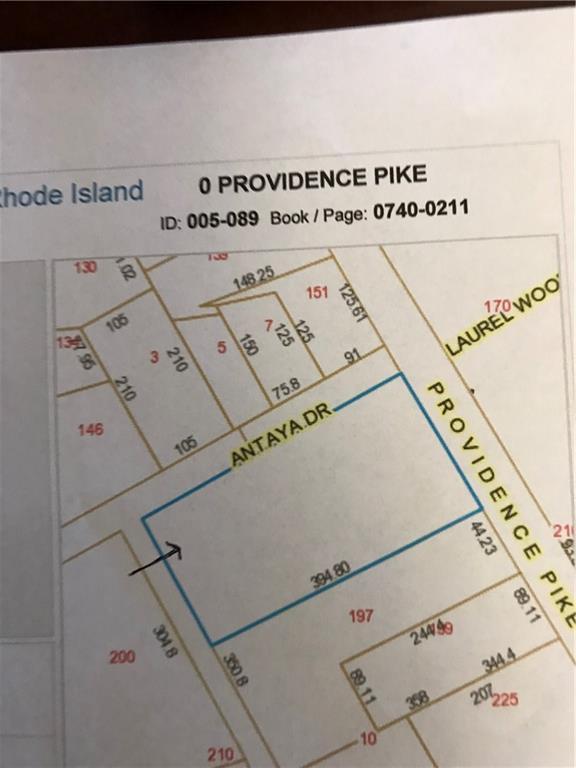 0 Providence Pike, North Smithfield, RI 02896 (MLS #1214707) :: The Goss Team at RE/MAX Properties