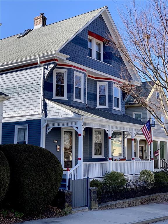 27 Mann Av, Newport, RI 02840 (MLS #1215302) :: Albert Realtors