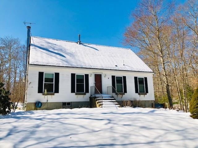 607 Crandall Rd, Tiverton, RI 02878 (MLS #1216506) :: Westcott Properties