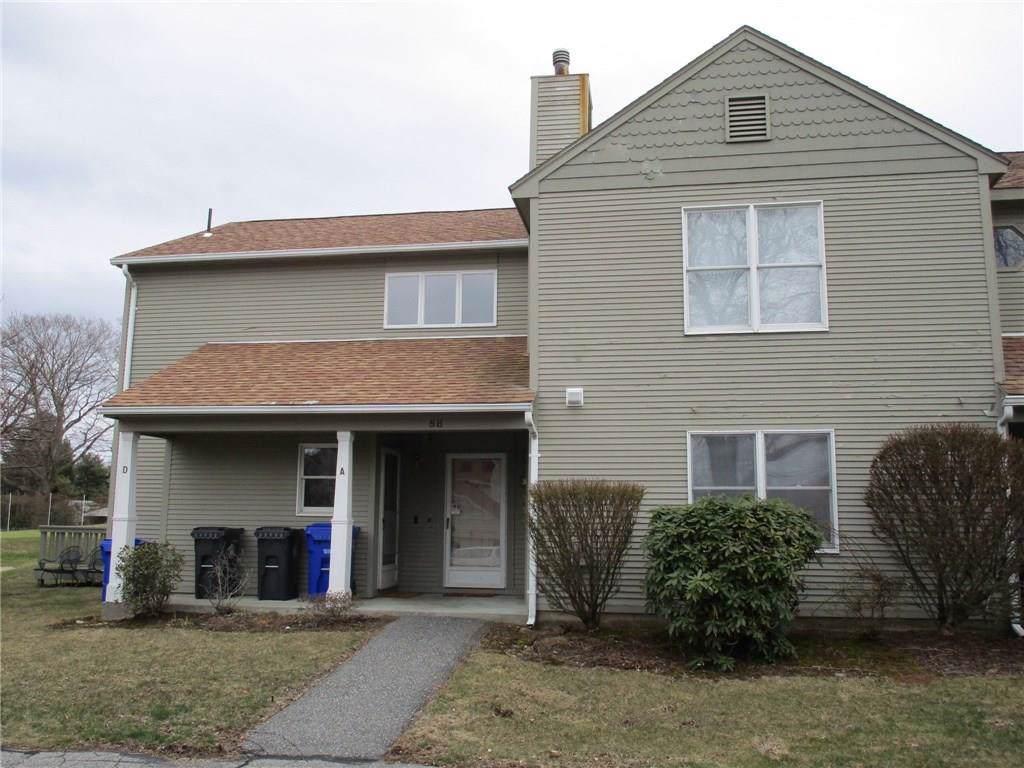 58 Needle Grove Pt, Unit#A A, North Providence, RI 02904 (MLS #1217070) :: The Martone Group