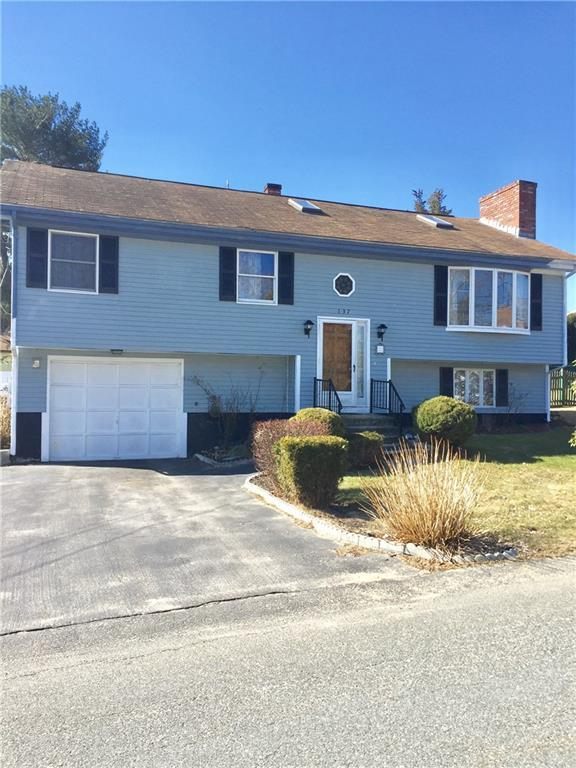 137 Kenyon Rd, Tiverton, RI 02878 (MLS #1217841) :: The Martone Group